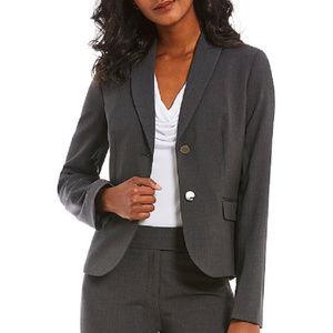 Calvin Klein Blazer Jacket Suit Coat Business Top